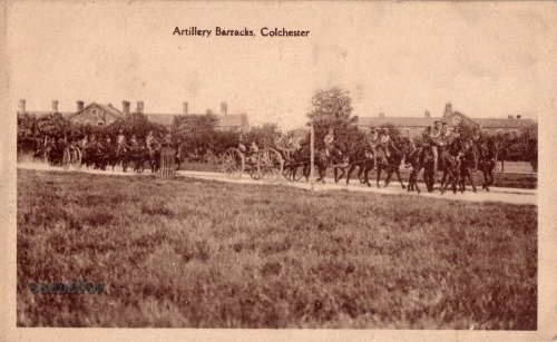 Colchester 39 S Military Heritage